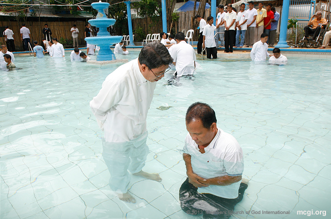 Newly Baptized Testimonials: January 9, 2015