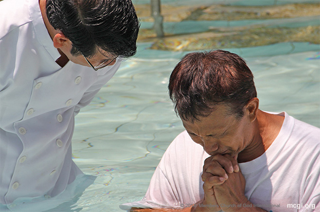 Newly Baptized Testimonials: August 28, 2015