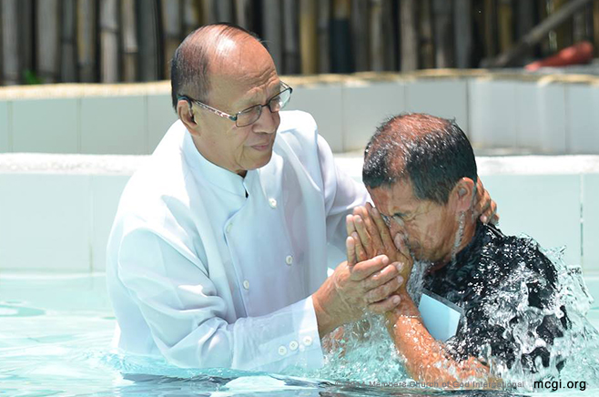 Newly Baptized Testimonials: December 11, 2015