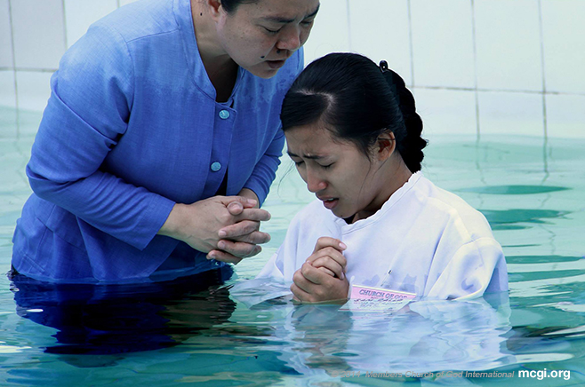 Newly Baptized Testimonials: January 30, 2015