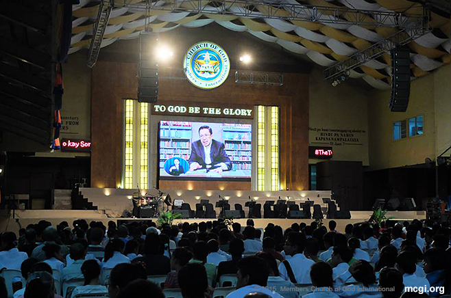 MCGI's Worldwide Bible Exposition Attendance Up By 250%
