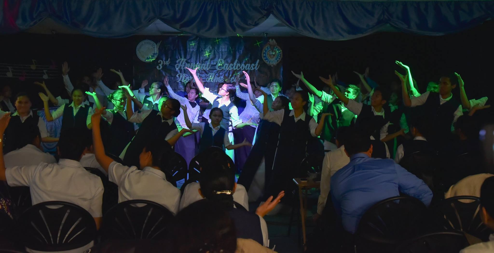 From East to West: MCGI's Locale Choir Music Summit and East Coast Division Music Festival Held