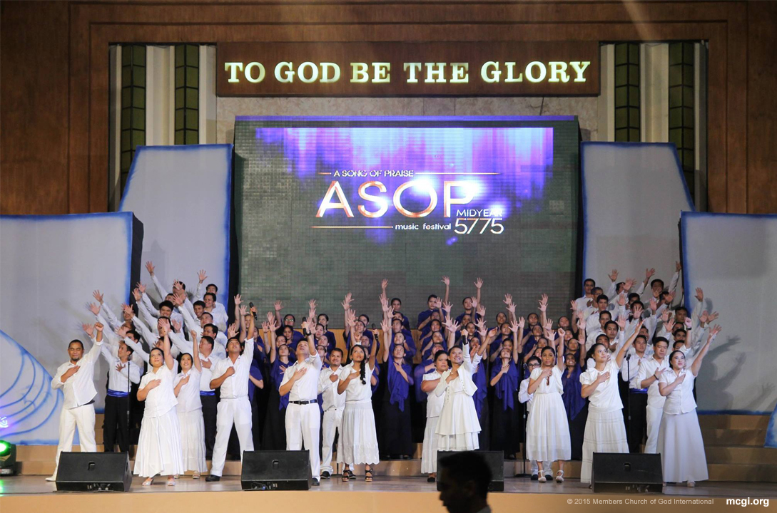 """""""We Must Not Give Up"""" Wins Song of the Mid-Year in ASOP 5775"""