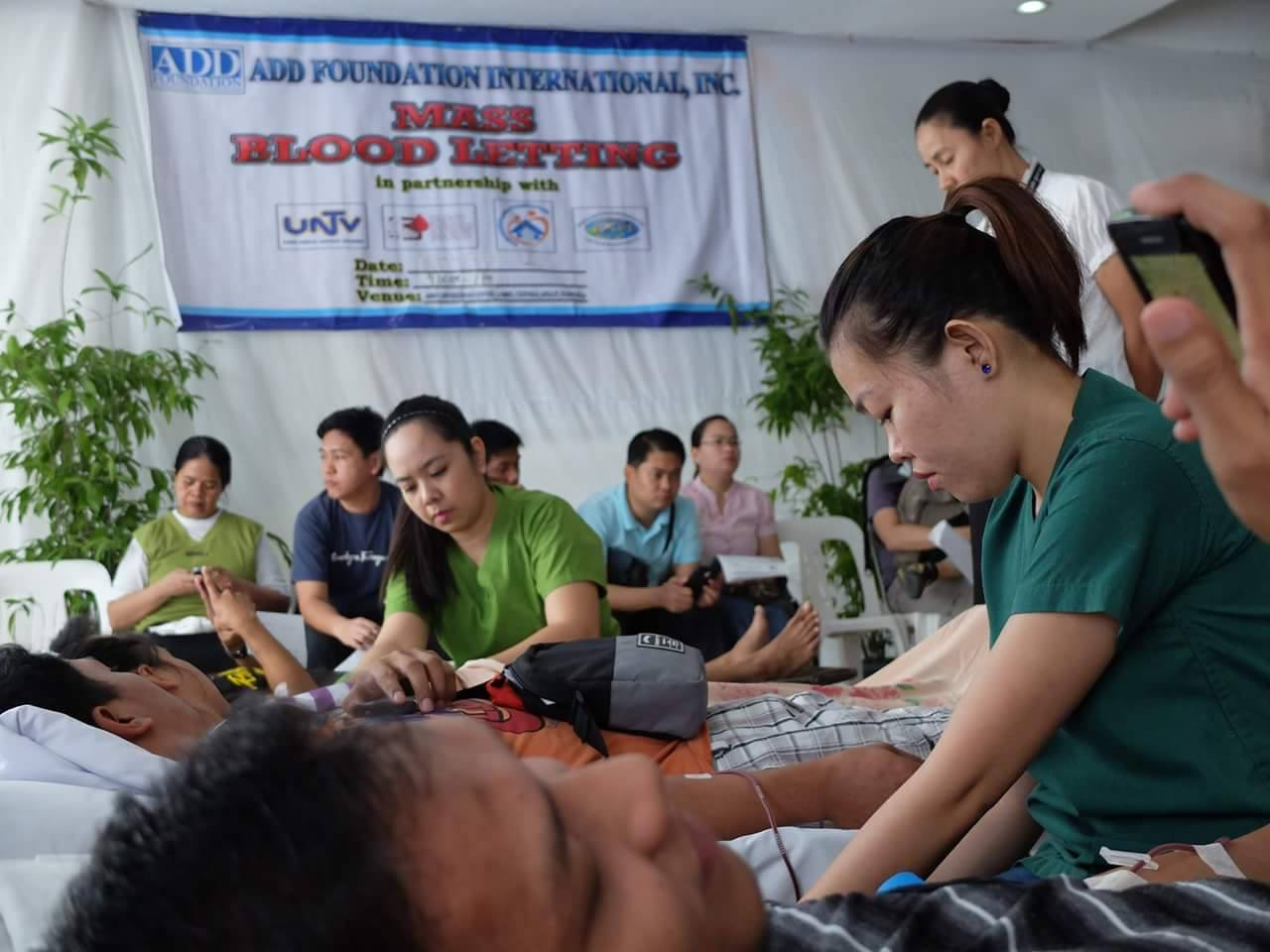 Massive Blood Drive of MCGI Awarded Highest Honor by Philippine Blood Society