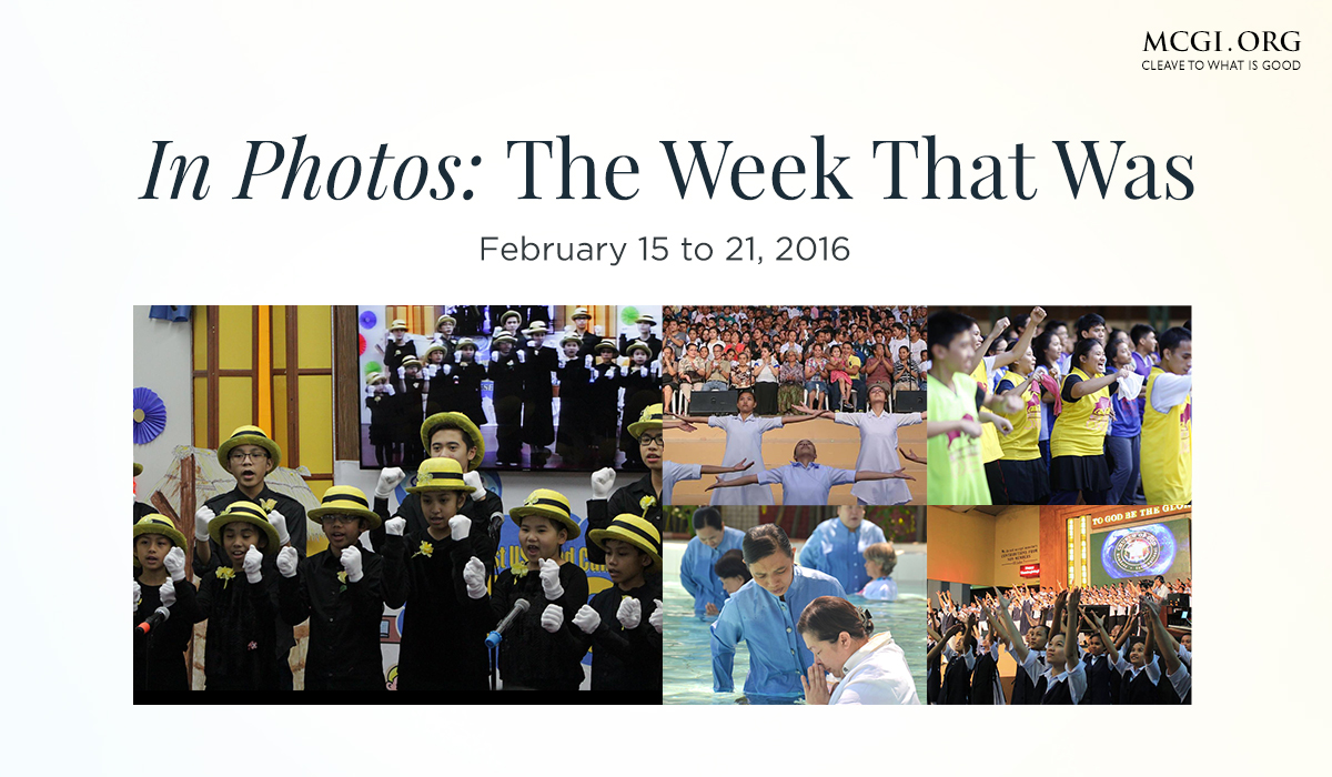 In Photos: The Week That Was – February 15 to 21, 2016