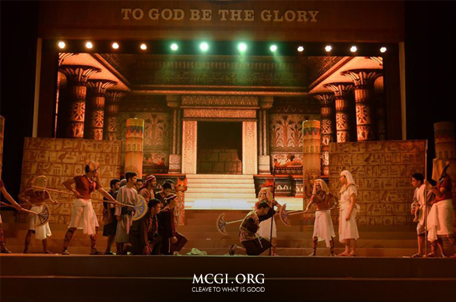 10 Biblical Stories Set to Music Presented in 1st MCGI Musical Play Festival