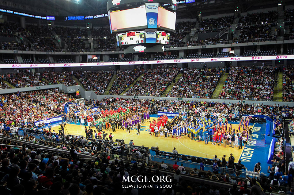 MCGI Rallies Support Behind UNTV Cup's 5th Year of Better Basketball, Public Service