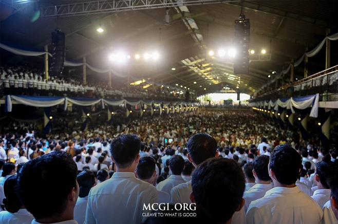 MCGI, Basking in Bountiful Spiritual Blessings, Follows 3rd Quarter 3-Day Thanksgiving of God's People with Another Special Thanksgiving