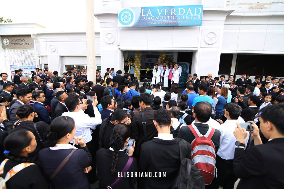 Ang Dating Daan Turns 37: Why Does MCGI Do All of Its Public Services?