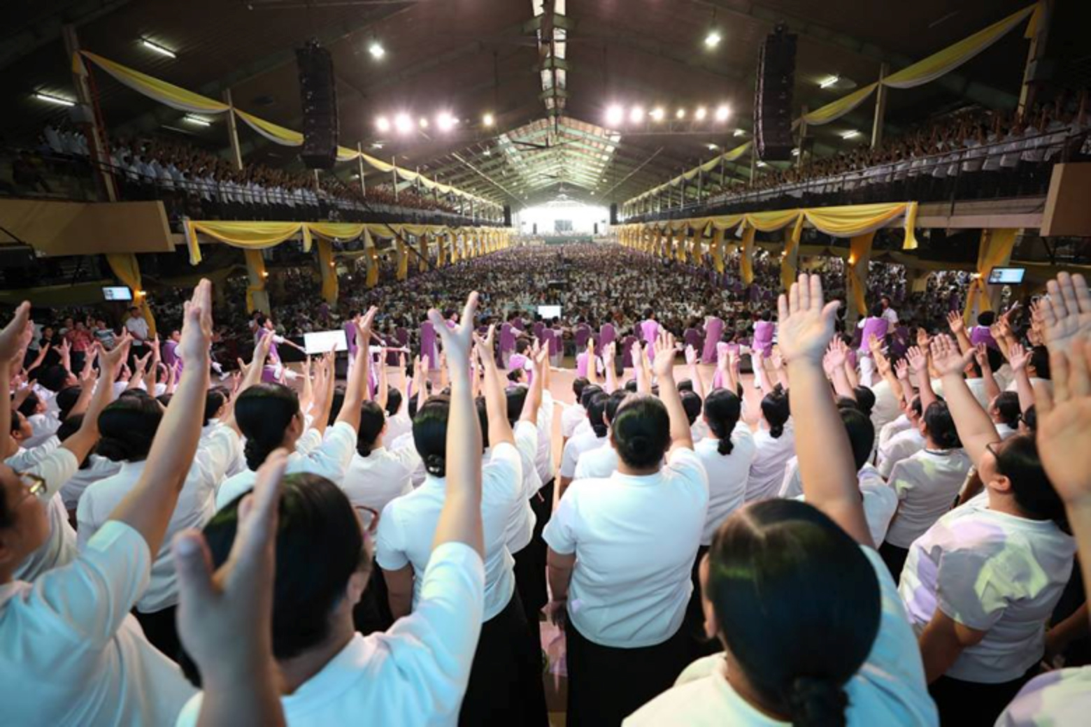 A New Year Dawns: MCGI to Welcome Year 5778 with a Special Gathering