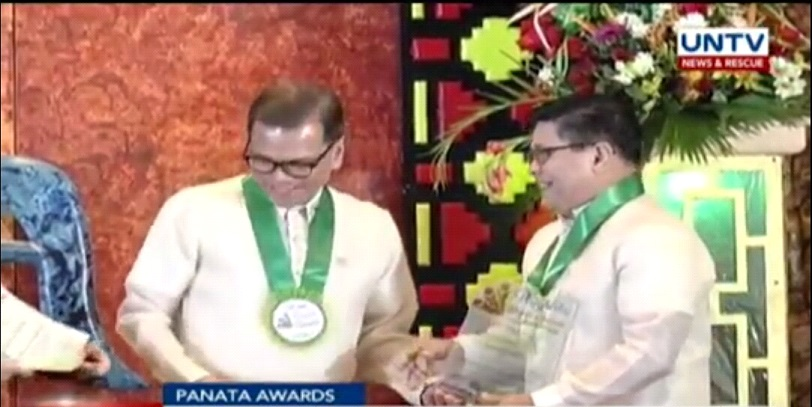 """MCGI receives """"Salamat Po Award"""" from DSWD for Yolanda, Marawi Conflict Relief Efforts"""